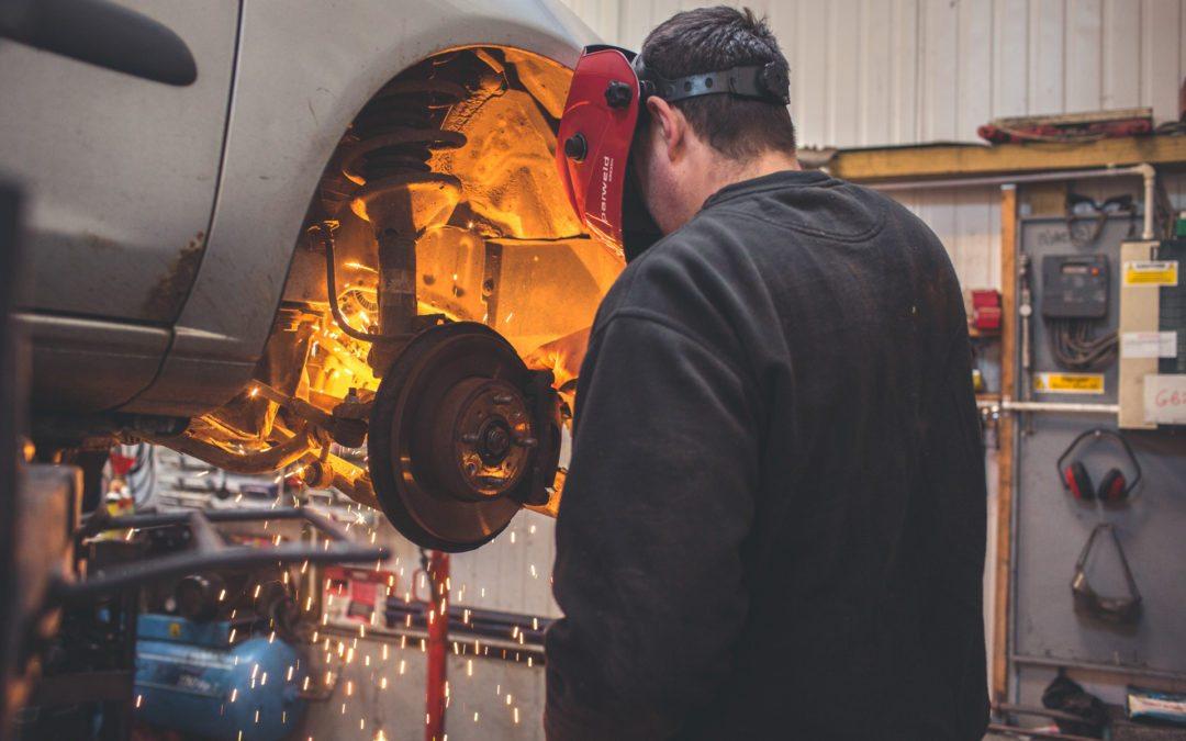 Haynes Automotive Service Centres Photoshoot